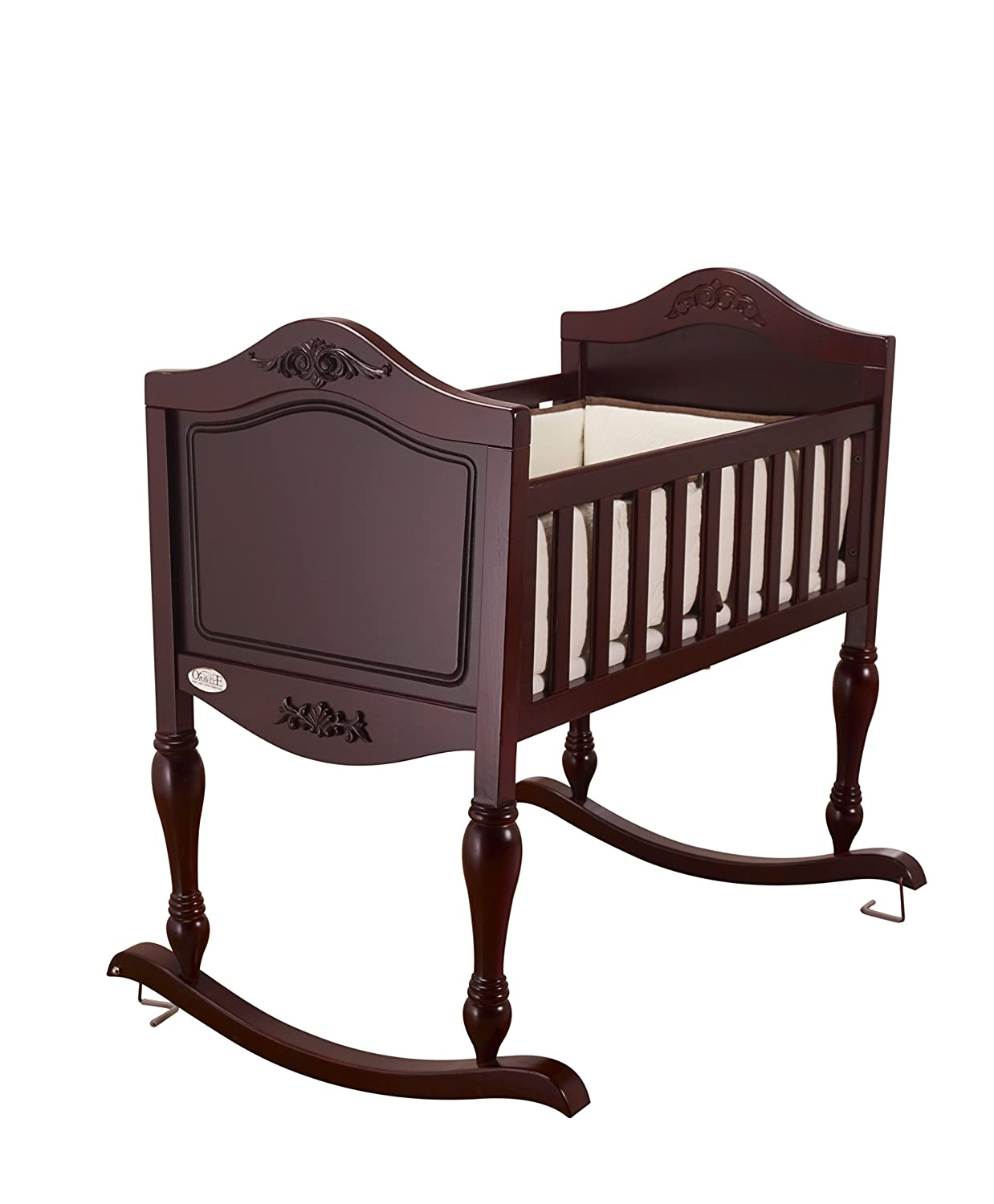 Orbelle Trading Ga Ga Cradle, French White 8000FW