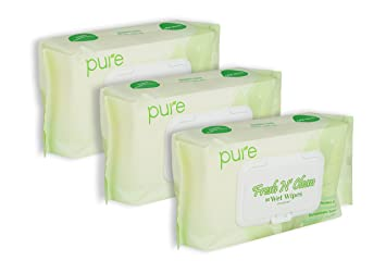 Unscented Wet Wipes Natural For Women Men Baby Wipes240 Sensitive