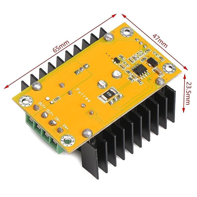 Ben-gi ST-Link V2 Programaci/ón Unidad Mini STM8 STM32 emulador Simulador de Metal Downloader Color al Azar