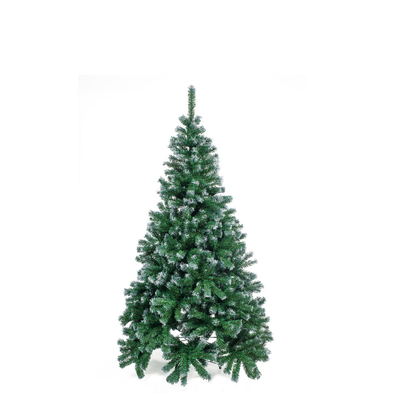 Home Christmas Albero Natale, PVC, Verde, 150 cm, 5227