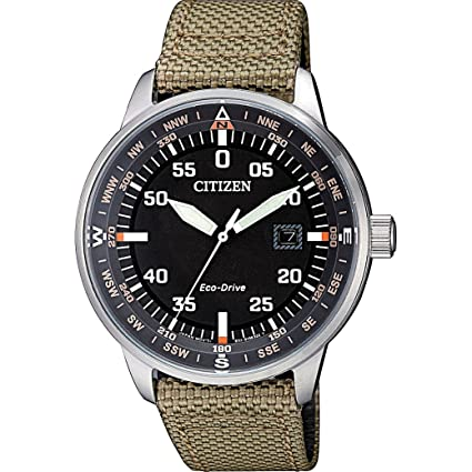 the latest 00e00 3eacc Watch Citizen OF - Aviator: Amazon.co.uk: Kitchen & Home