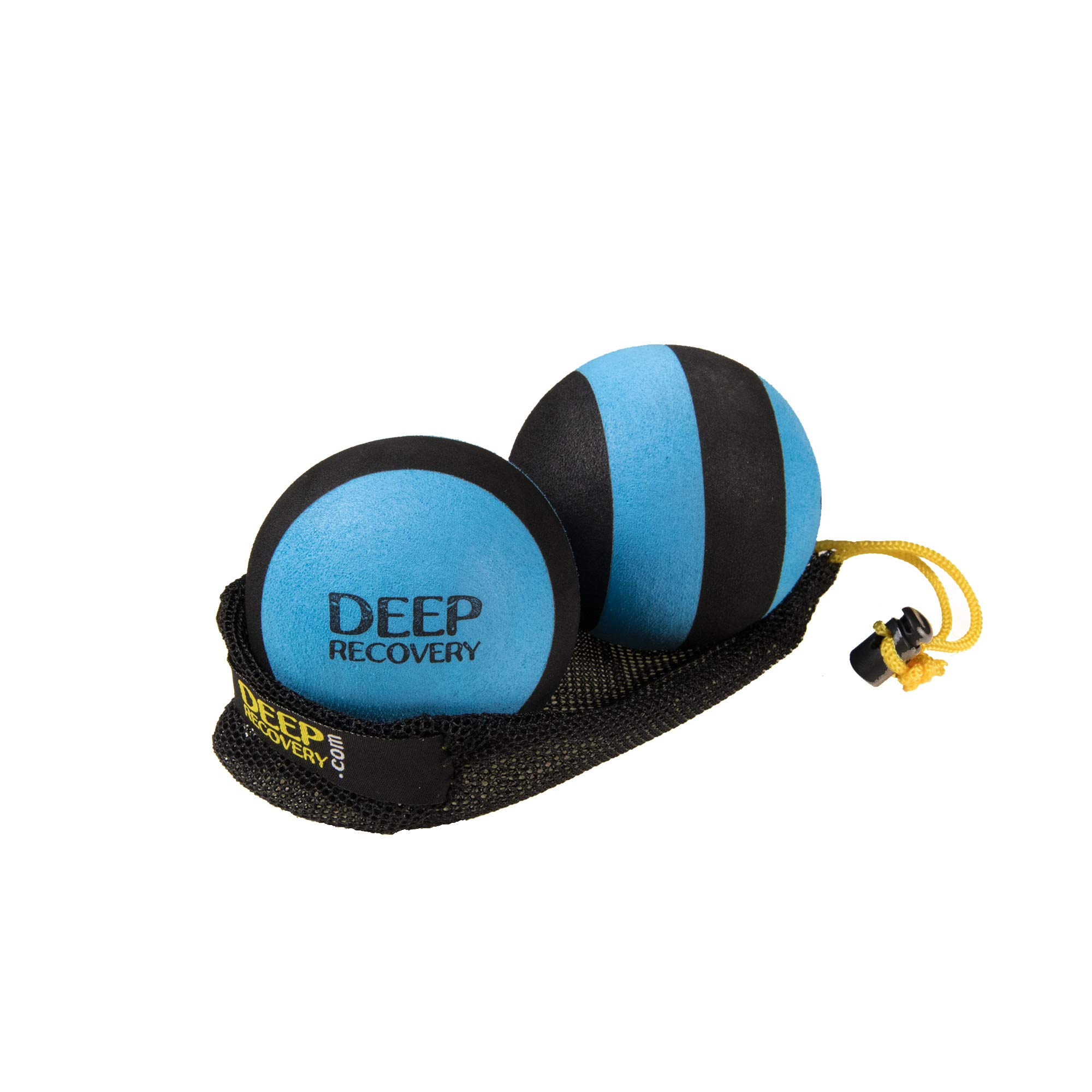 Soft Yoga & Deep Tissue Massage Balls for Myofascial Release, Mobility & Physical Therapy