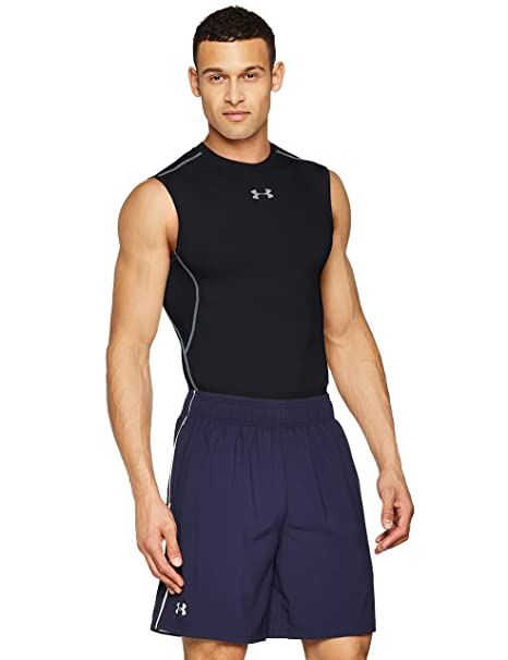 a1b90b743 Amazon.com: Under Armour Men's HeatGear Armour Sleeveless ...
