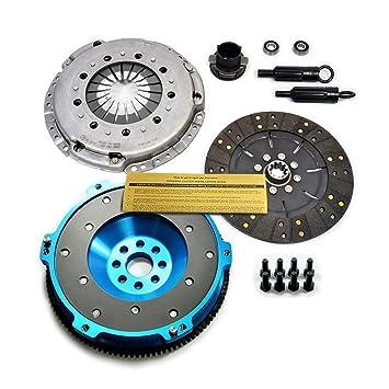 sachs-eft Kit de embrague + 6061 aluminio Volante BMW 323 325 328 525 528 I es Z3 M3: Amazon.es: Coche y moto