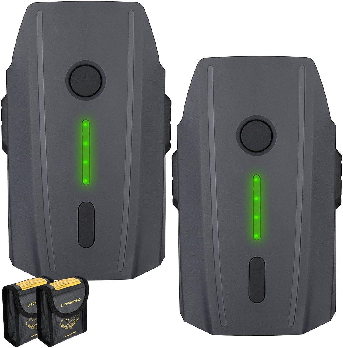 Batería Mavic Pro y Platinum 11.4V 3830mAh LiPo Batería (2u)