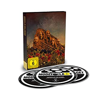 Garden Of The Titans (Live At Red Rocks Ampitheatre) [Limited DVD/2CD Digi]