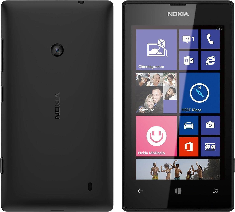 Nokia Lumia 520 Colour negro RM-914 Windows Smartphone libre, New ...