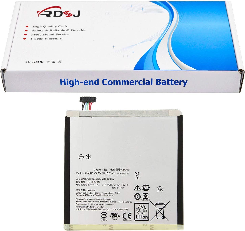 "New 15.2Wh Battery Akku C11P1505 For ASUS ZenPad 8.0/"" Z380KL P024 Z380CK P022"