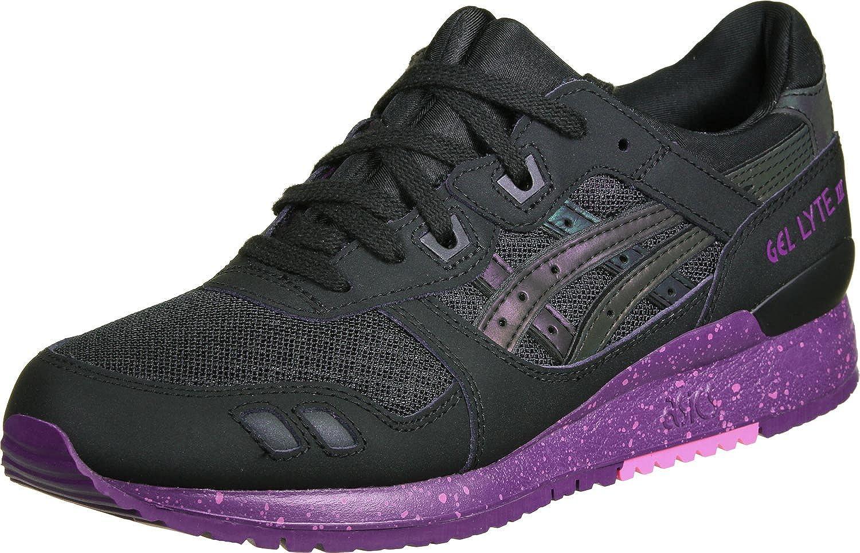 Asics Gel Lyte III Schuhe schwarz schwarz