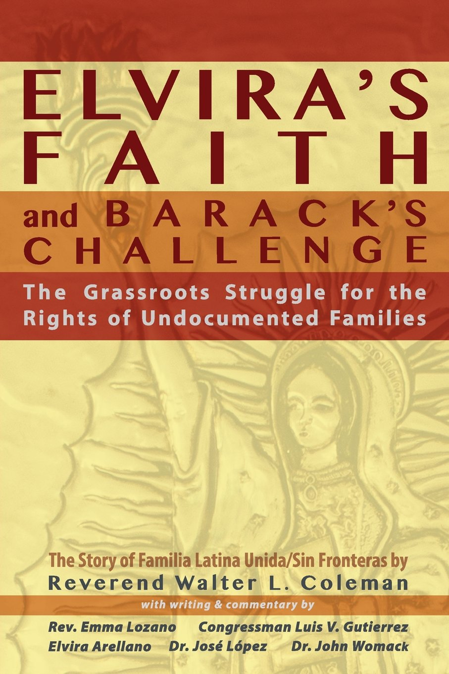 Download Elvira's Faith and Barack's Challenge: The Grassroots Struggle for the Rights of Undocumented Families PDF