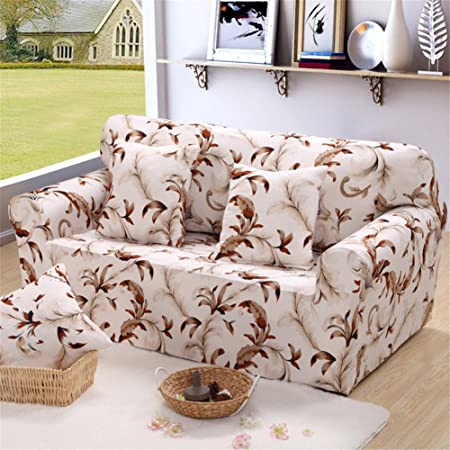 Getmorebeauty Green Living Flower Pattern Sofa Couch Slip Covers,Pet Sofa U0026  Furniture Protector,