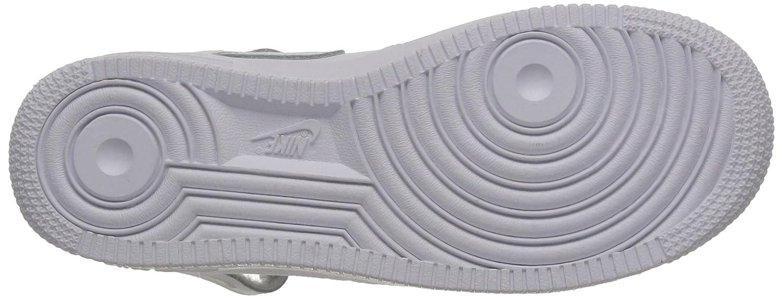 sports shoes d156e 63cb4 Nike Air Force 1 Mid (GS), Zapatillas de Baloncesto para Niños  Amazon.es   Zapatos y complementos