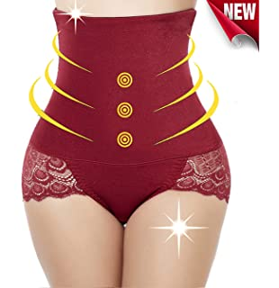 1b7525ee080 JANSION High Waisted Tummy Control Butt Lifter Shaper Panty Slim Waist  Trainer Shapewear
