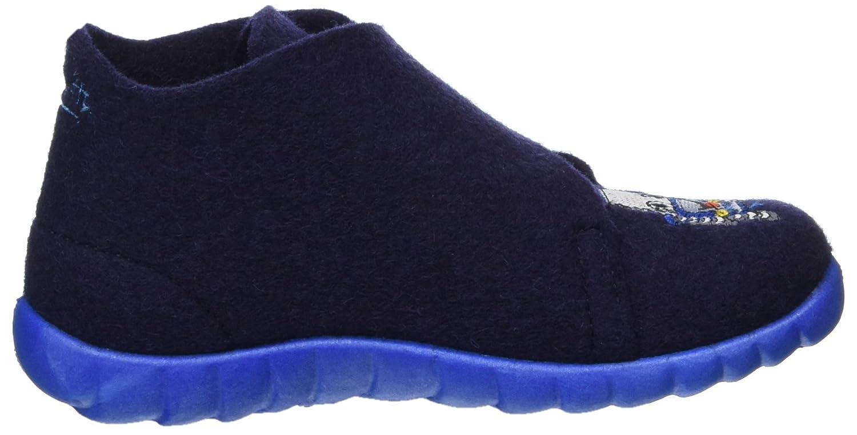 Zapatos azules Superfit Happy infantiles FdbeNVs