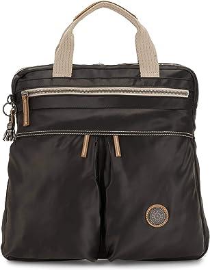 Kipling Komori - Mochila pequeña, (Delicate Black), Talla única: Amazon.es: Zapatos y complementos