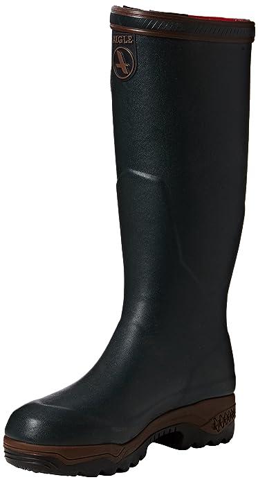 Zapatos verdes Aigle Parcours para mujer 2HeA9i3h