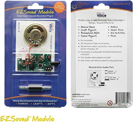 Amazon.com: EZSound – módulo de sonido ...