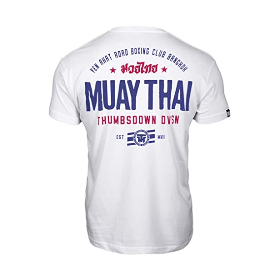 Rule Out T-Shirt Fightwear. Sagat Muay Thai. The Art Of Eight Limbs ... 966f25bd438