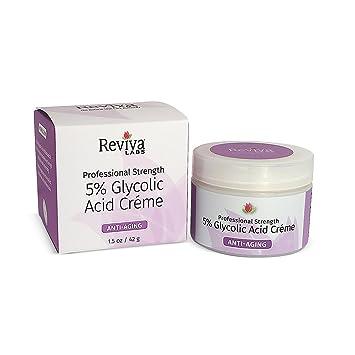 Crema Renacedora Con 5% ÁCido Glicólico -- 1.5 Oz