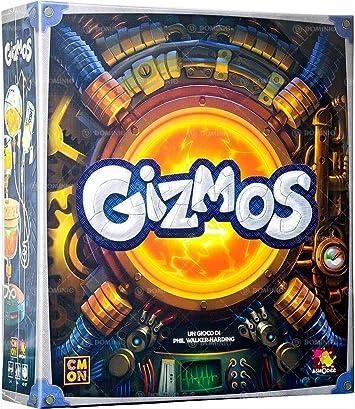 Asmodee Italia Gizmos, juego de mesa, color CMON , color/modelo surtido: Amazon.es: Juguetes y juegos