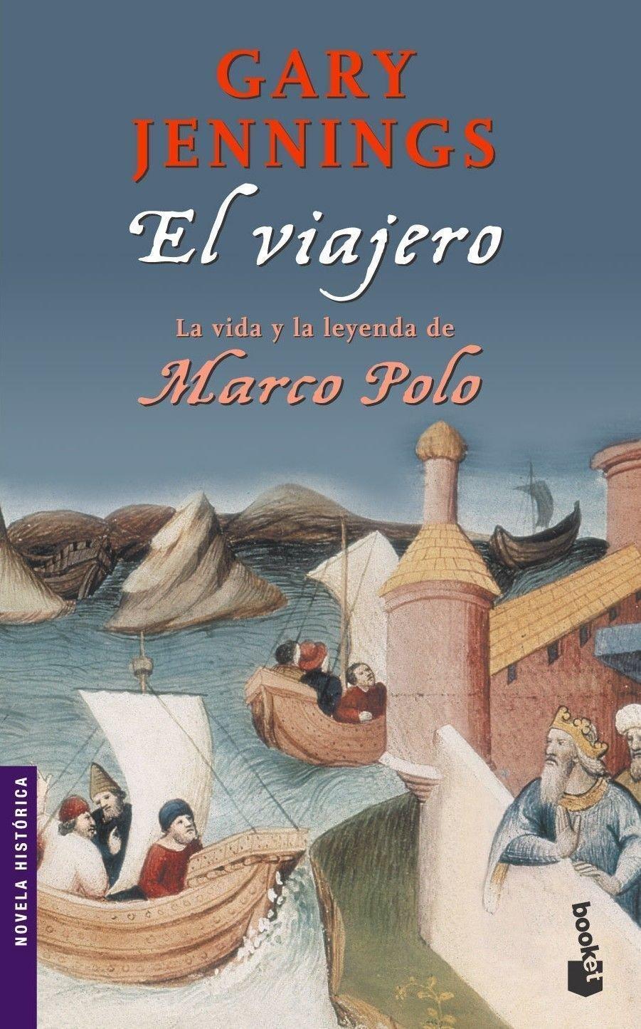 El viajero (Marco Polo) (Novela histórica): Amazon.es: Jennings ...