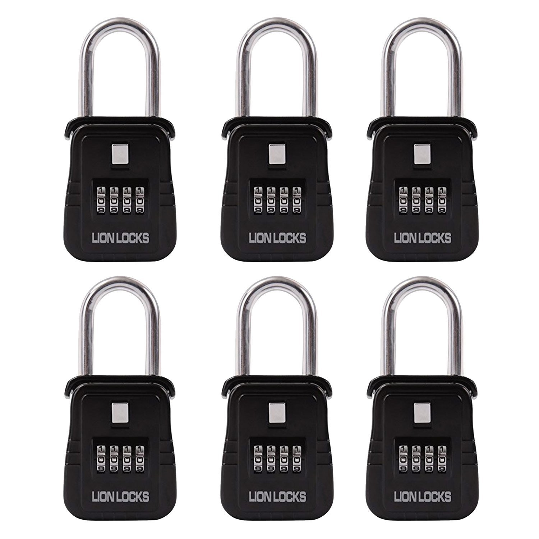 Amazon Com Lion Locks 1500 Key Storage Realtor Lock Box With Set