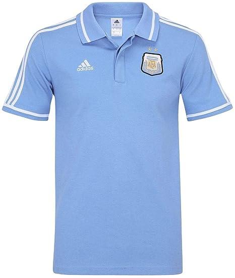 Argentina 2014 Polo Camiseta (Azul)