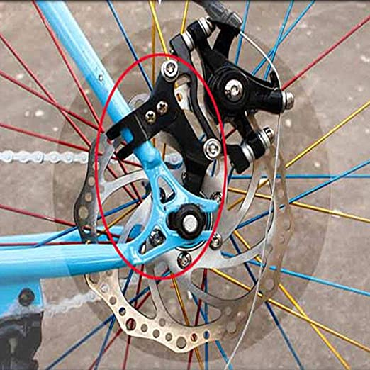 Freno De Disco para Bicicleta De Montañas 160 Convertidor ...