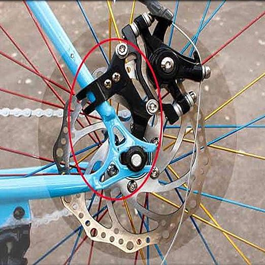 Sharplace 1x Adaptador Convertidor de Freno de Disco Bici ...