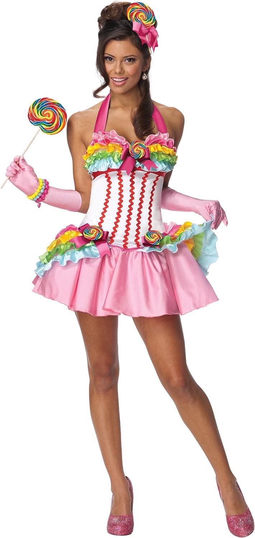 Secret Wishes Sexy Lollipop Costume
