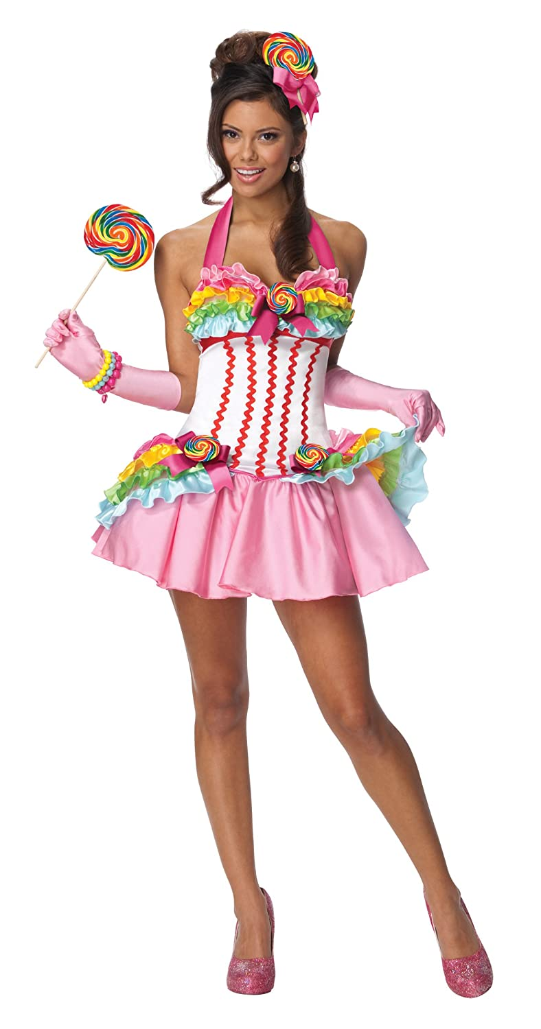 Secret Wishes Sexy Lollipop Costume
