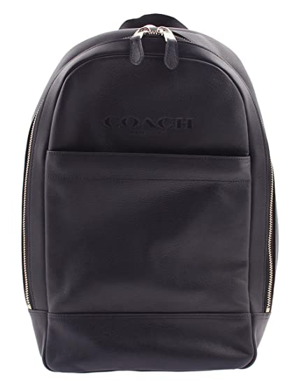 83a3c9bcf35de ... coupon code for coach men charles slim backpack in sport calf leather  navy 443aa e0223