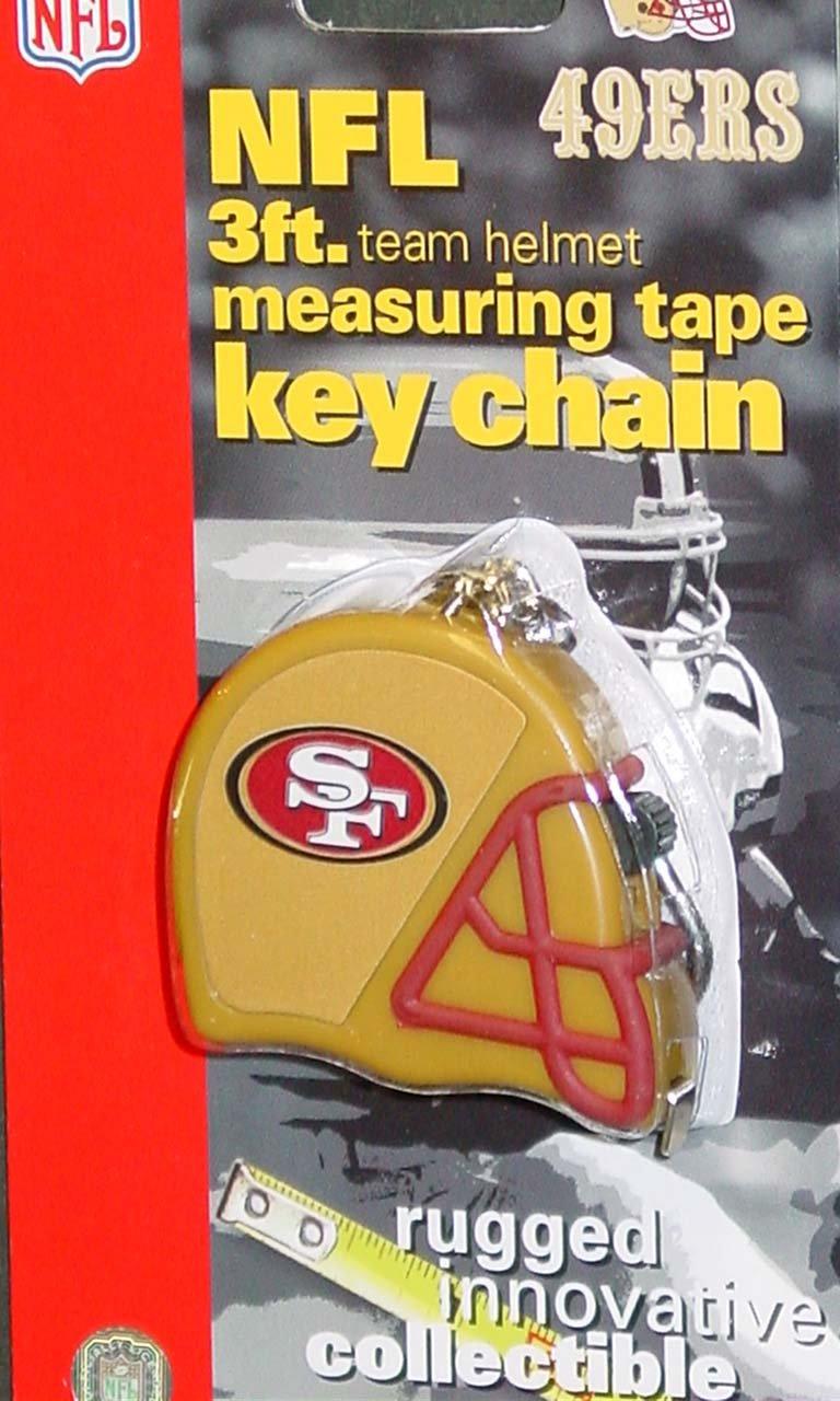Amazon.com: DuraPRO NFL San Francisco 49ers - Llavero de ...