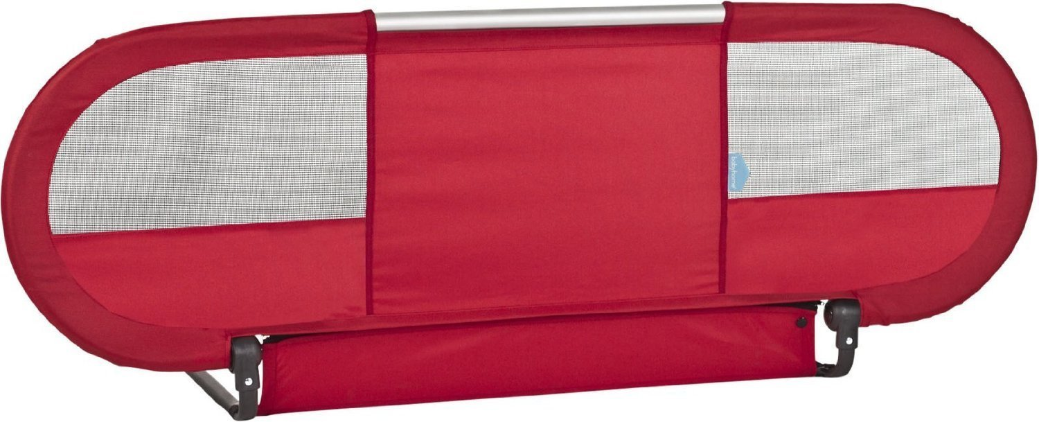- Amazon.com : Baby Home Side Bed Rail, Red : Nursery Bed Rails : Baby