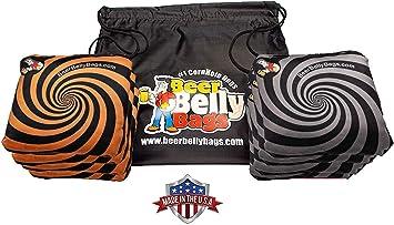Amazon.com: Bolsas de cerveza para el vientre Cornhole ...