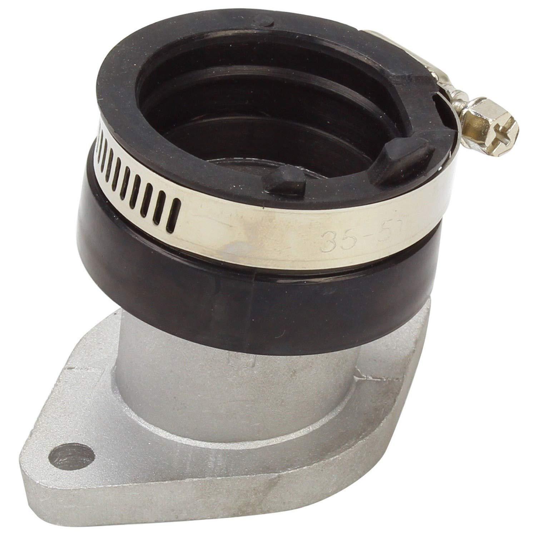 Iycorish Intake Manifold Carburetor Boot For 1999-2004 Bear Tracker 250 Yfm250,Motorcycle Accessories