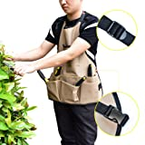 BOJECHER Garden Tool Apron - Professional Heavy