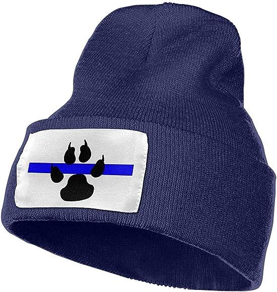 Blue Line K9 Gorras de Calavera para Mujeres y Hombres Sombreros ...