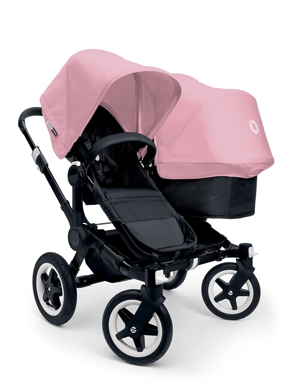 Soft Pink Bugaboo Donkey Tailored Fabric Set
