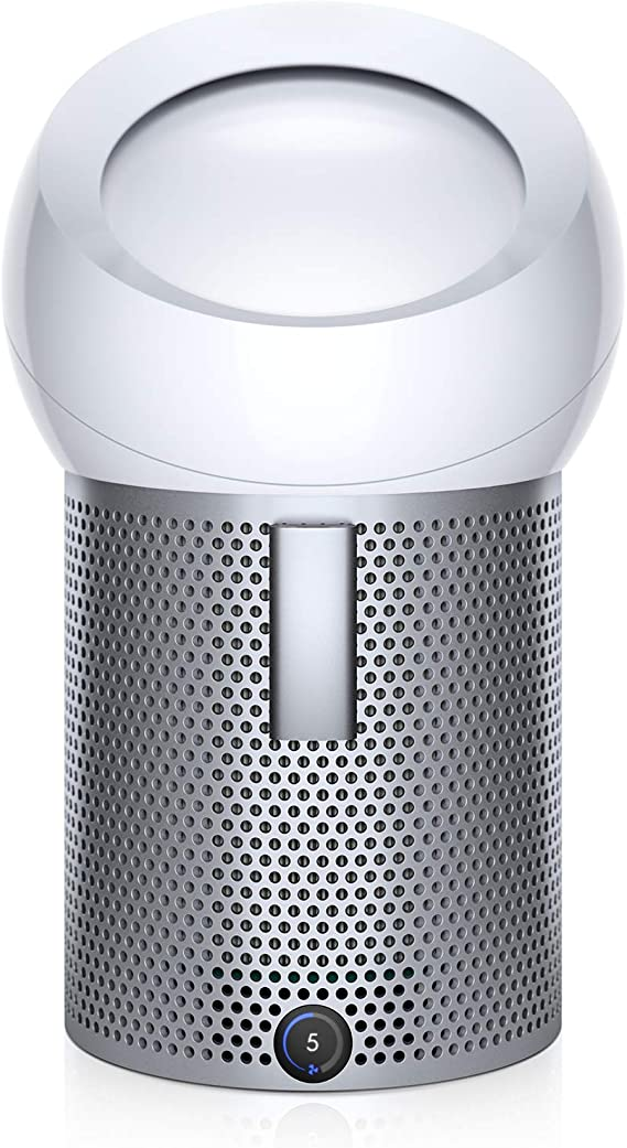 Dyson Pure Cool Me BP01 - Secador de pelo, color blanco: Amazon.es ...