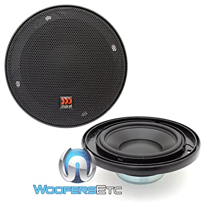 Amazon com: Morel Hybrid MW4 100W RMS 4