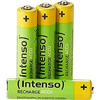 Intenso Energy Eco oplaadbare NiMH-batterij 850mAh HR03 AAA 4-delige blister