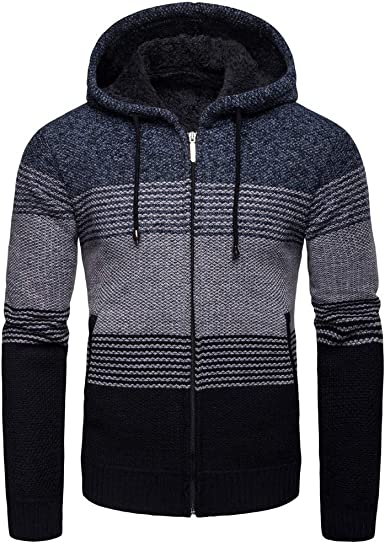 Opinionated Men's Casual Hoodies Solid Color Sports Pullover