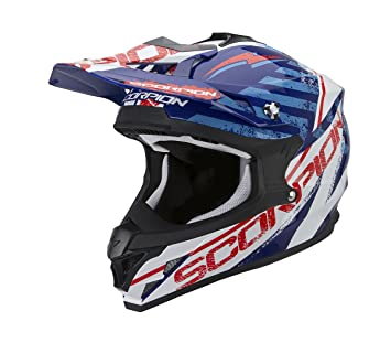 Scorpion 35-190-68-04 Casco para Motocicleta