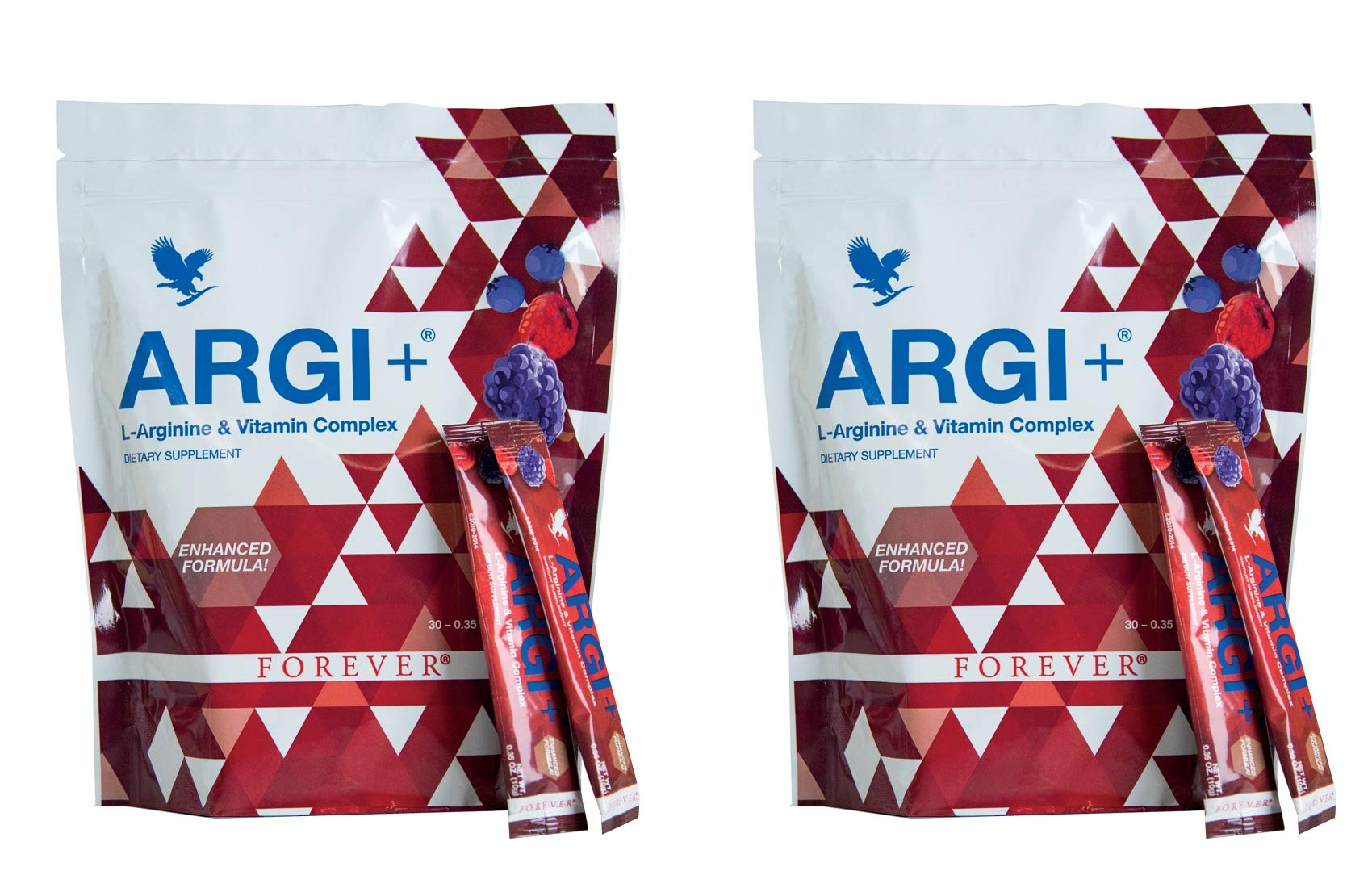 Forever Argi+ L-Arginine & Vitamin Complex, Pack of 2 by Forever Living