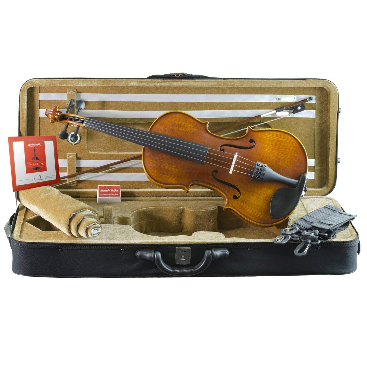 ghdonat.com Ricard Bunnel Viola Outfit 15.5-inch Size Musical ...