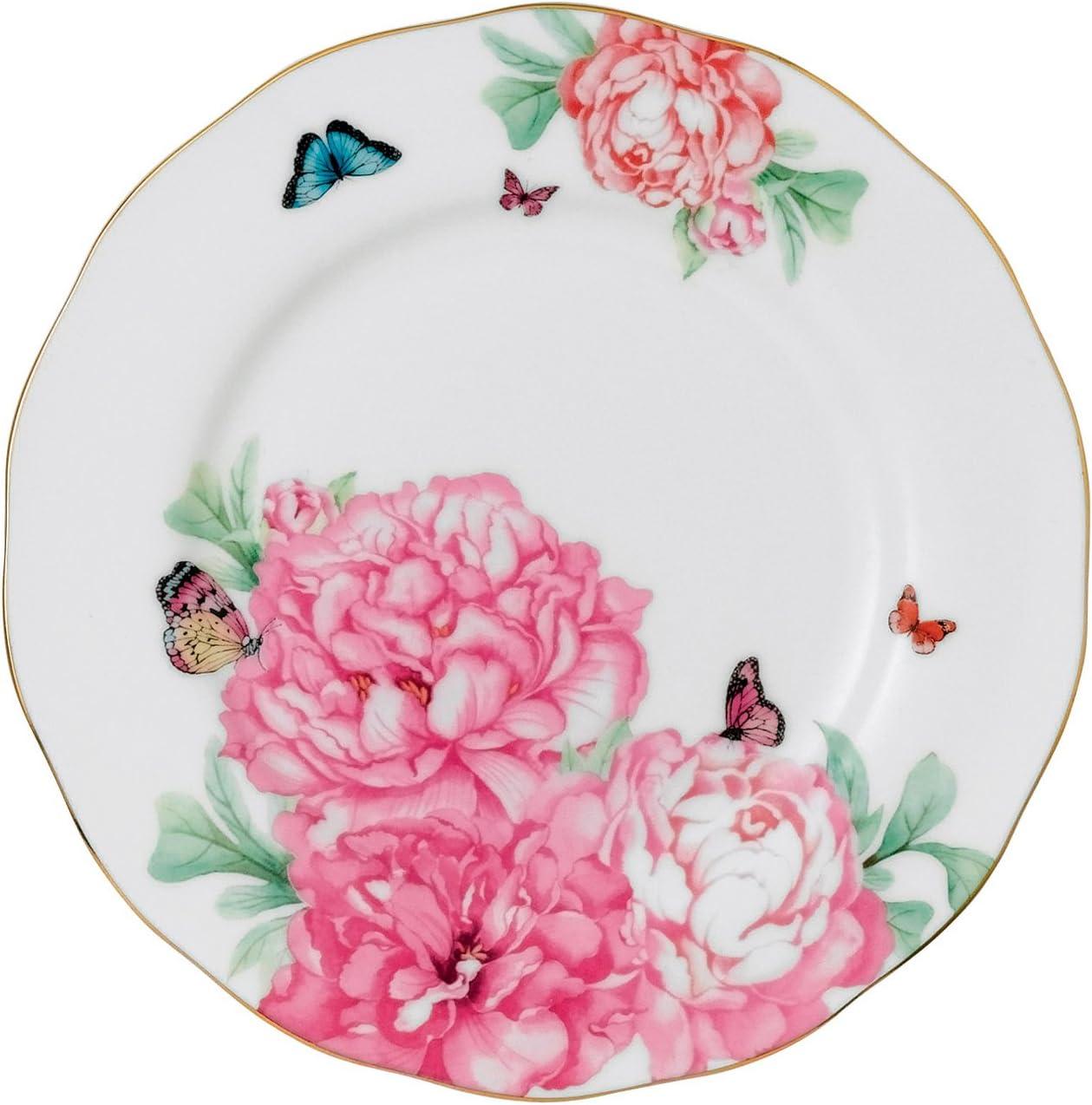 Bone China Royal Albert Miranda Kerr 40001836 10cm Coasters Set of 4 Multi