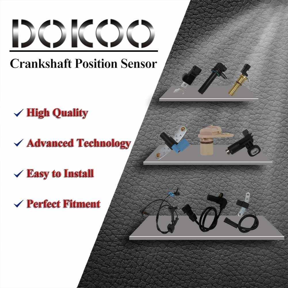 Crankshaft Position Sensor Replaces 56028666aa Together With Location On Dodge Ram 56028136ad For Jeep Grand Cherokee Commander Durango Dakota 1500 Chrysler Aspen