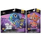 Disney Infinity 3.0 Finding Dory + Nemo (PS4/PS3/Xbox One/Xbox 360/Nintendo Wii U)