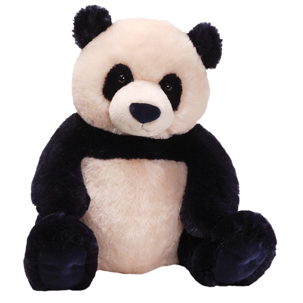 GUND Zi-Bo Panda Teddy Bear Stuffed Animal Plush, 17'' by GUND